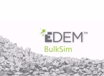 EDEM BulkSim加强转运站设计仿真分析