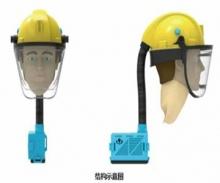 本安型动力送风防尘面罩