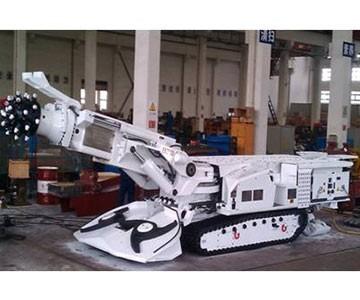 EBZ132系列煤及半煤岩掘进机