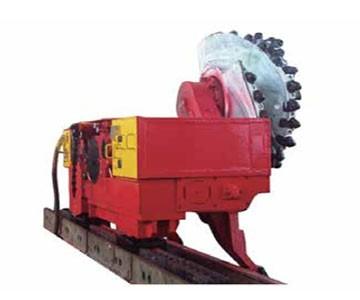 MG300/355-NWD系列短壁交流变频电牵引采煤机