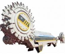 MG750/2000-WD系列交流变频电牵引采煤机