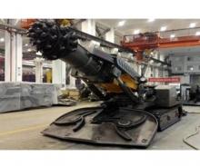 EBZ160系列煤及半煤岩掘进机