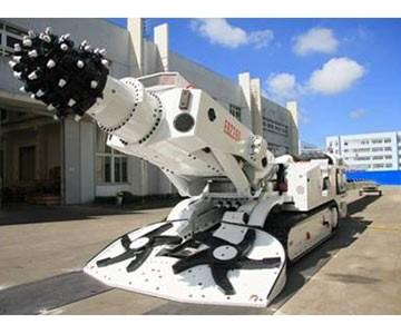 EBZ260系列半煤岩及全岩掘进机