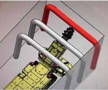 定位切割系统