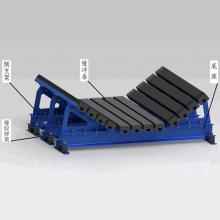 XBHCC系列弹性缓冲床 橡胶弹簧 钢结构 带宽范围 800~2200mm