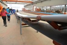 煤矿皮带输送机 嵩阳煤机 皮带输送机厂家
