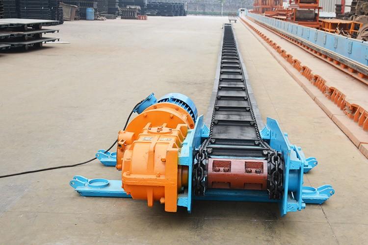 40溜子 刮板输送机厂家 嵩阳煤机