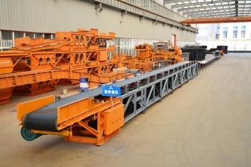 煤矿带式输送机