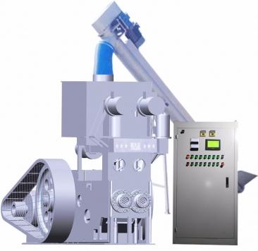 生物质冲压式压块机,秸秆压块机,锯末压块机,木屑制棒机