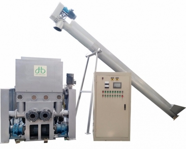 【热销】冲压式生物质颗粒压块机/生活垃圾处理压缩制棒机/玉米秸杆压块机