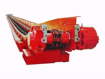 SGZ764/500刮板运输机102SA010101链轮轴组