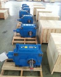 H/B系列大功率工业齿轮箱