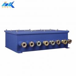 矿用煤矿工业以太环网系统KJJ12矿用隔爆兼本安型网络交换机