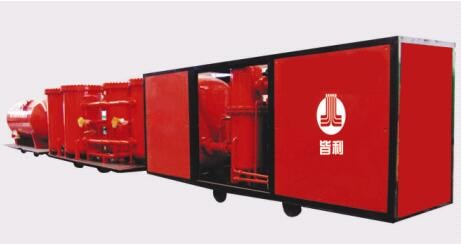 空用井下移动式碳分子筛制氮设备/制氮机