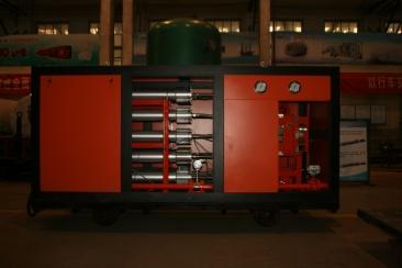 矿用井下移动式膜分离制氮设备