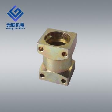 矿用高压异径直通KJ4-10/13 国标德标异径直通液压管件厂家直销质量保证
