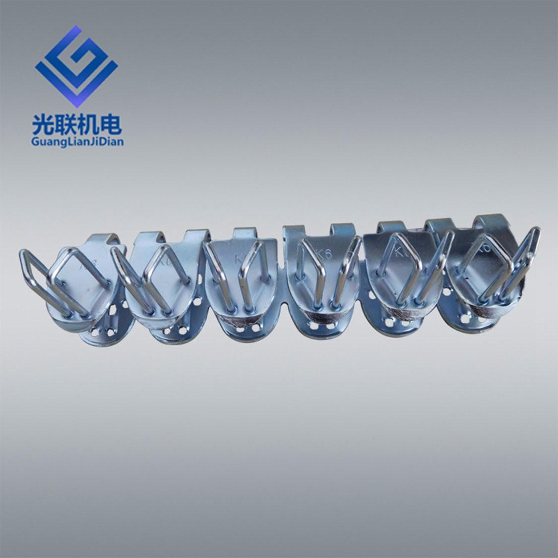 矿用强力皮带扣 V6-800、V6-650高强度皮带扣 质量保证 价格实惠
