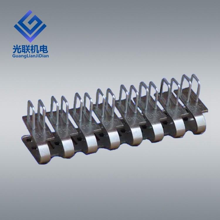 光联矿用强力皮带扣 A8加强型高强度皮带扣 质量保证