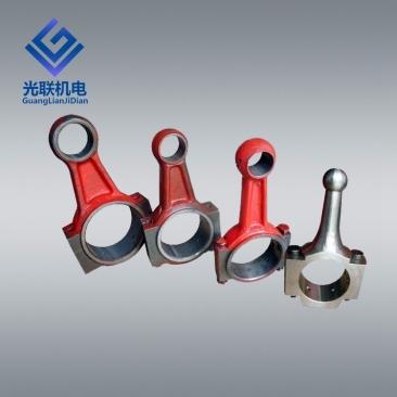 连杆组件 连杆衬套 南京六合无锡乳化液泵站配件 /BRW80/125/200