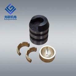 半圆卡块 南京无锡乳化液泵站配件 BRW125 200 厂家直销