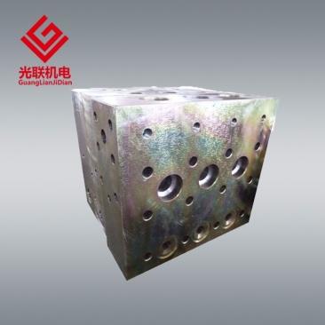 泵头阀体 乳化液泵站配件 南京六合乳化泵 无锡 BRW80/125/200