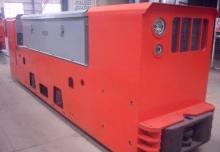 蓄电池电机车