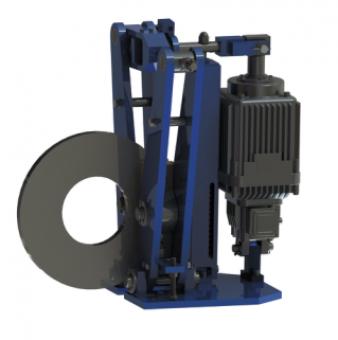KDUB系列 电液单臂盘式制动器
