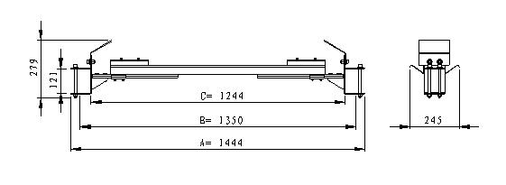 GVG12矿用本安型撕裂传感器