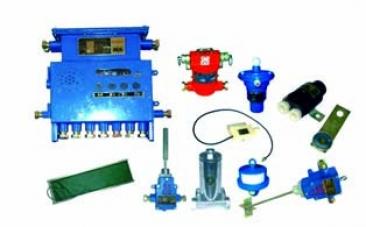 矿用带式输送机保护装置