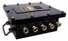 矿用隔爆兼本安型控制箱