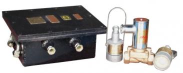 矿用光控自动洒水降尘装置