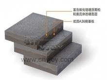 骄一优质耐磨板,耐磨块,硬面双金属复合板