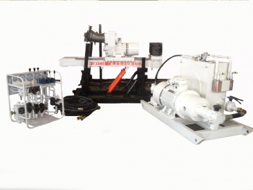 ZDY系列煤矿用全液压坑道钻机