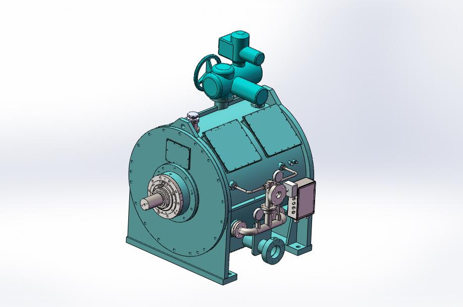 油冷调速型磁力偶合器