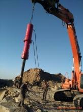 湖北迪戈液压凿岩钻机