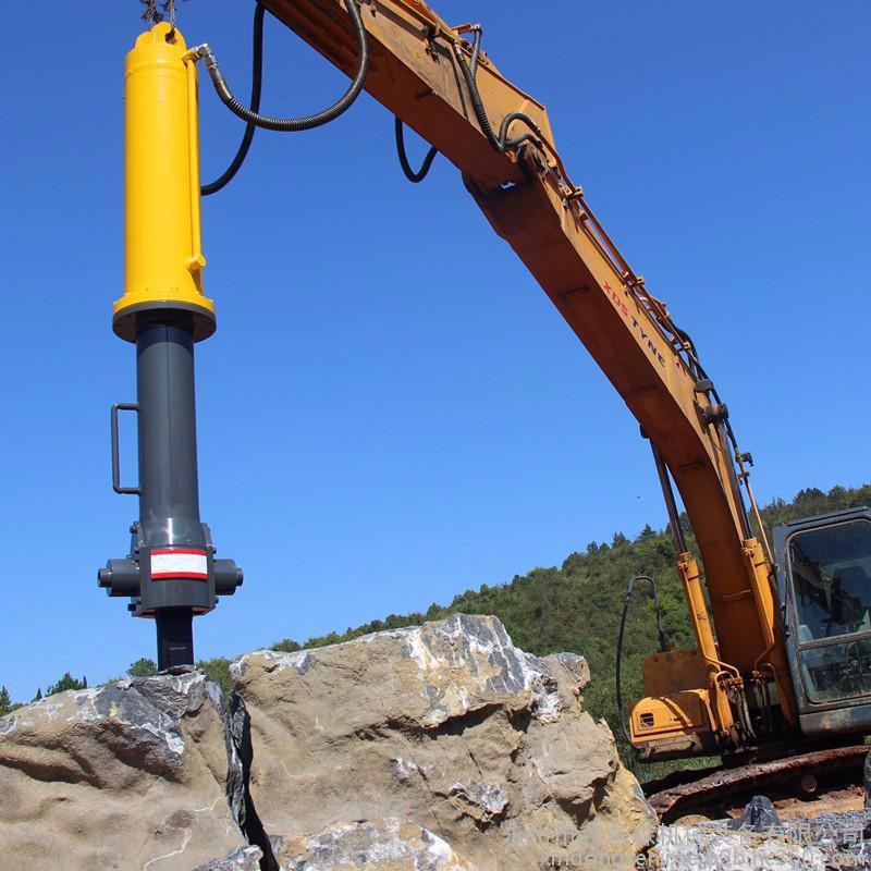 湖北迪戈矿山开采设备 机载式液压劈裂机