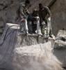 山体岩石劈山机石头分裂机湖北迪戈液压劈裂机