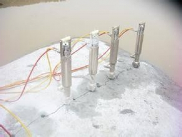快速石灰石开采设备免爆破机械液压分裂机又名迪戈劈破机 劈裂机