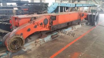 MG200-W型液压牵引采煤机