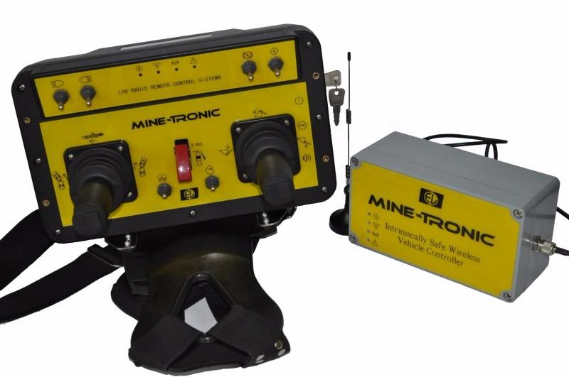 EC261-铲运机无线遥控系统-基础版(Basic Version)
