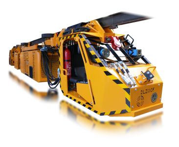 DLZ130F型柴油机单轨吊