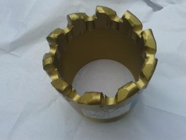 133金刚石复合片取芯钻头