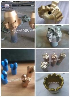 pdc复合片钻头