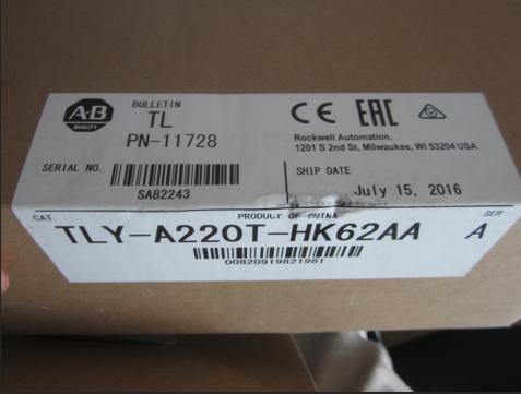 TL-Series伺服电机TLY-A220T-HK64AA
