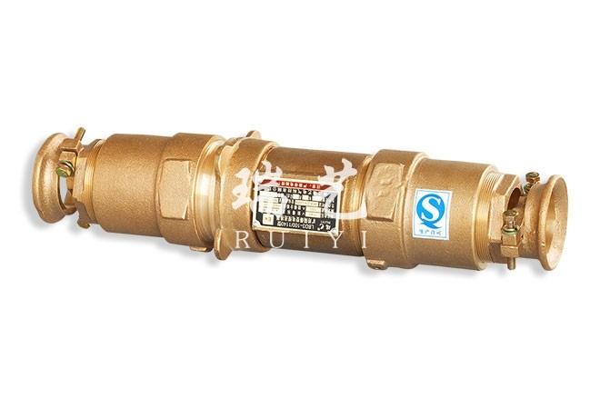 LBD3-100/1140  矿用隔爆型电缆连接器