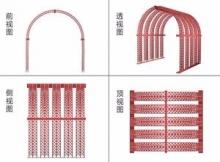 高品质平板型网壳构件品台销售产品