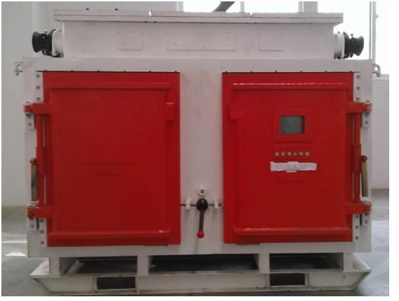 BPJ2-315/660K 矿用隔爆兼本质安全型交流变频器