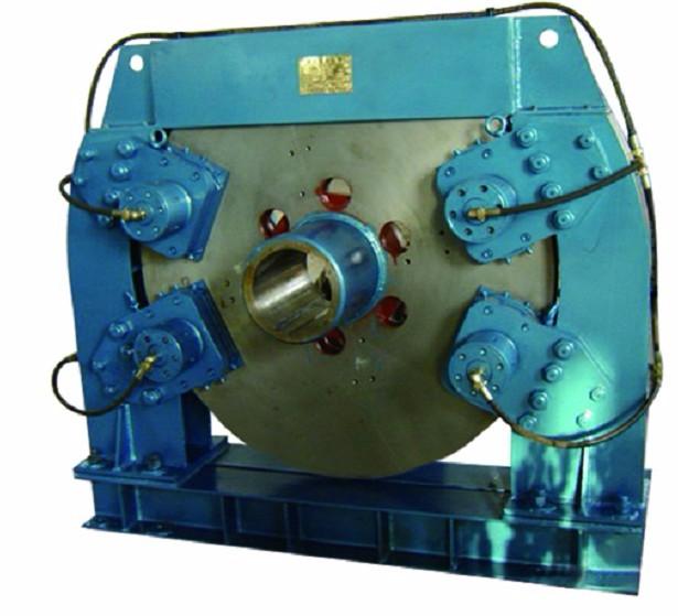 带式输送机盘式制动 装置