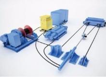 带式输送机液压张紧装置