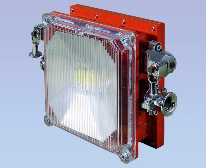 DJC/127L系列矿用隔爆兼本安型LED支架灯